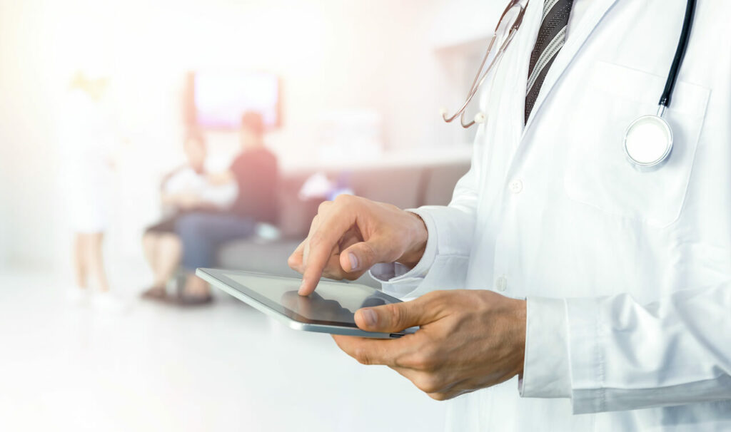 healthcare IT service provider completes a HIPAA compliance assessment